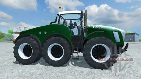 Fendt Trisix Vario for Farming Simulator 2013