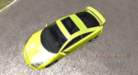Toyota Celica TRD for BeamNG Drive