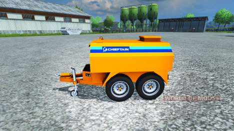 Bowser Chieftain for Farming Simulator 2013