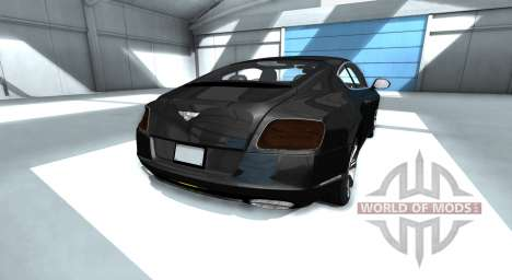 Bentley Continental GT 2011 for BeamNG Drive