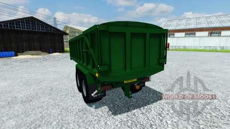 Bailey TB 18 for Farming Simulator 2013