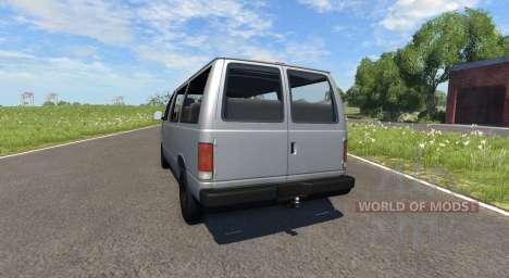 Gavril H-Series Passenger for BeamNG Drive