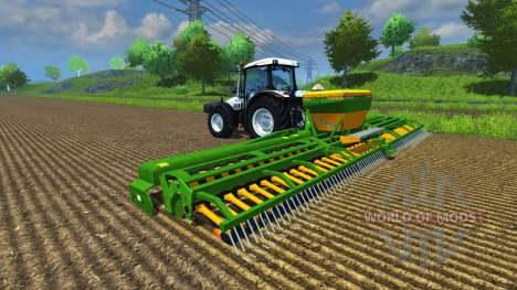 Amazone Seeder 9M for Farming Simulator 2013