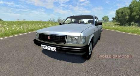 GAZ-Volga 31029 for BeamNG Drive