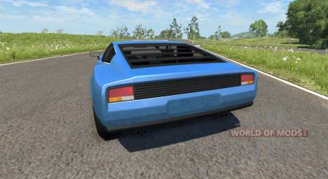 Civetta Bolide Rally for BeamNG Drive