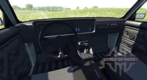 VAZ-2107i for BeamNG Drive