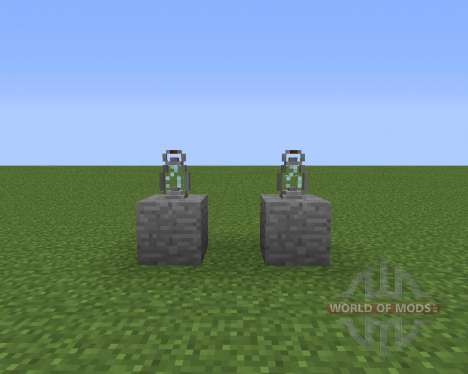 Lantern Mod for Minecraft