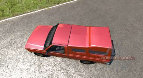 Gavril D-Series Pickup Hatch for BeamNG Drive