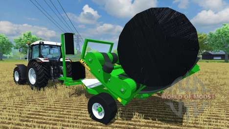McHale 991 [Black] for Farming Simulator 2013