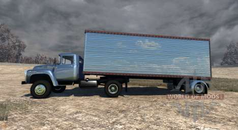 ZIL-V with semitrailer [Final] for BeamNG Drive
