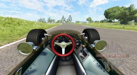 Lotus Type 49 1967 for BeamNG Drive