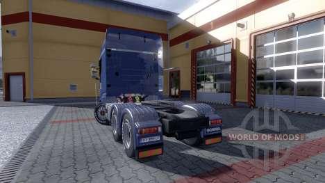 Scania R730 Evo Topline for Euro Truck Simulator 2