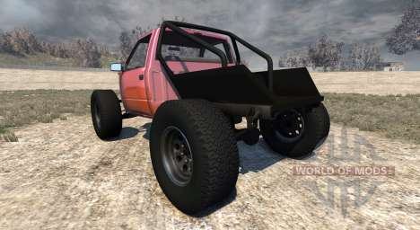 Gavril D-Series Truggy for BeamNG Drive