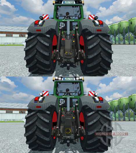 Fendt 939 Vario v2.1 for Farming Simulator 2013