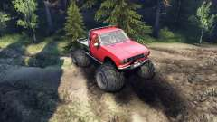 Toyota Hilux Truggy v0.9.1 for Spin Tires