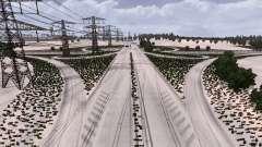 Winter for Euro Truck Simulator 2