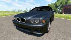 BMW M5 E39 for BeamNG Drive