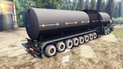 Pak autotrailers for Spin Tires