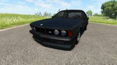 BMW E24 M6 v1.1 for BeamNG Drive