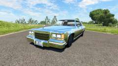Cadillac De Ville 1984 for BeamNG Drive