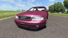 Audi S4 2000 [Pantone 209 C] for BeamNG Drive