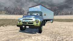 ZIL-V with semitrailer for BeamNG Drive