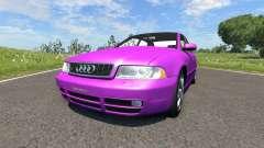 Audi S4 2000 [Pantone Purple C] for BeamNG Drive