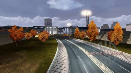Autumn for Euro Truck Simulator 2