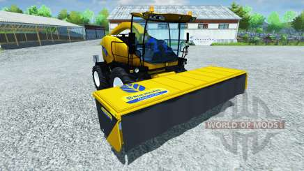 New Holland FR9050 for Farming Simulator 2013