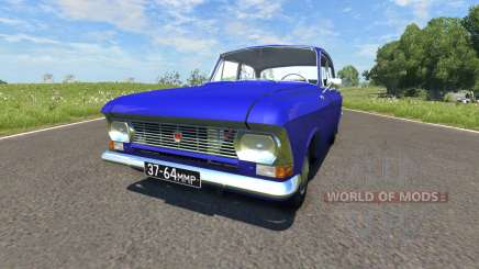 Moskvich-412 for BeamNG Drive