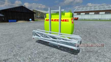 Spreader Amazone for Farming Simulator 2013