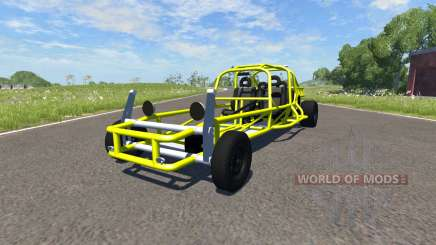VW Rail Buggy for BeamNG Drive