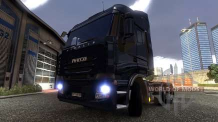 Xenon for Euro Truck Simulator 2