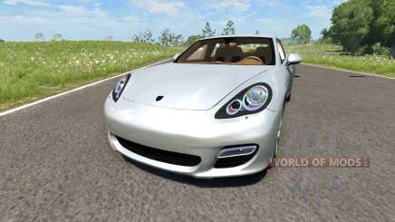Porsche Panamera for BeamNG Drive