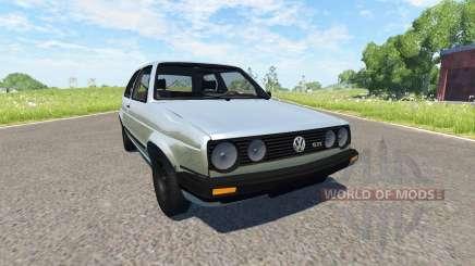Volkswagen Golf Mk2 GTI 1987 for BeamNG Drive