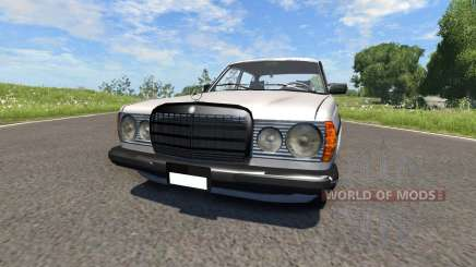 Mercedes-Benz 230 W123 for BeamNG Drive