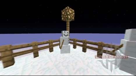 Snowmen spawned for Minecraft