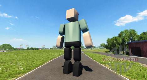 DSC Giant Ragdoll for BeamNG Drive