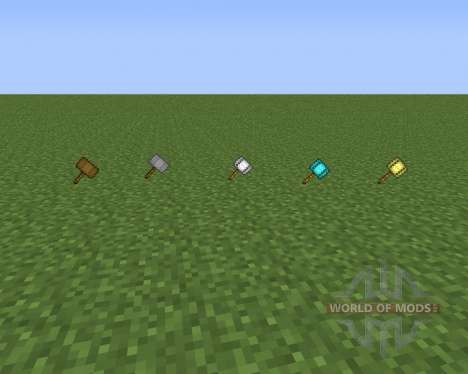 TuxWeapons for Minecraft