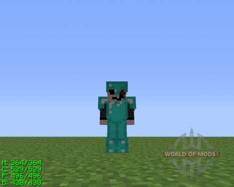 Show Durability 2 for Minecraft