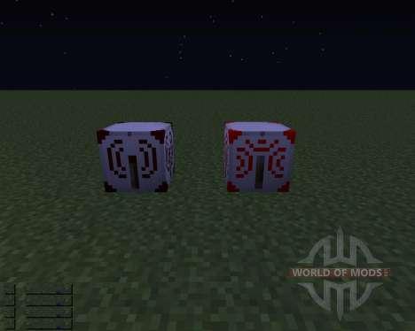 Wireless Redstone Mod for Minecraft