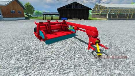 Kverneland Taarup 4028 Mower for Farming Simulator 2015