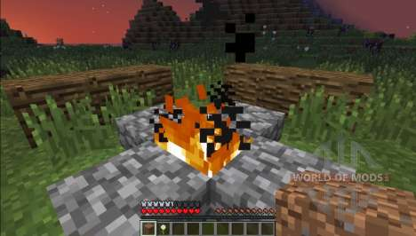New structures for generation of the world for Minecraft