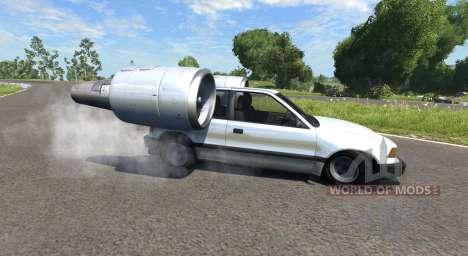 Ibishu Covet Jet Edition for BeamNG Drive