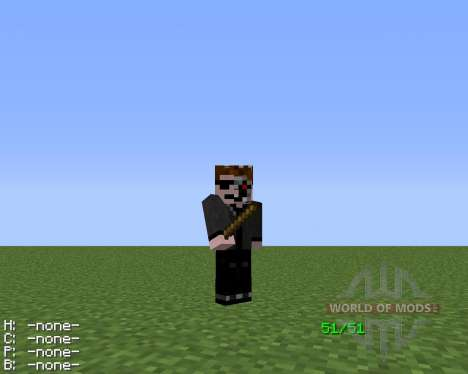 The Sharp Stick for Minecraft