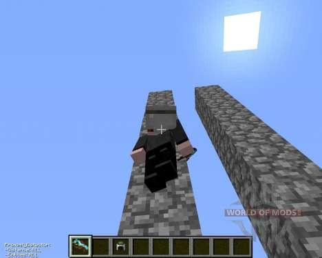 Climbing Glove for Minecraft