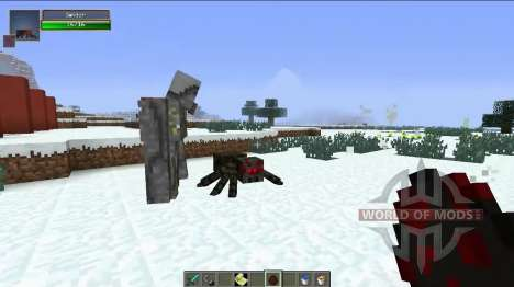 New Golems for Minecraft
