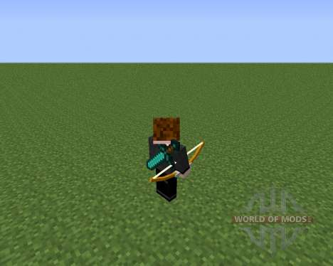 Back Tools for Minecraft