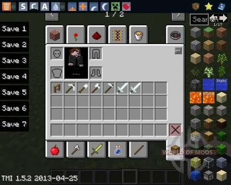 Inventory Tweaks for Minecraft