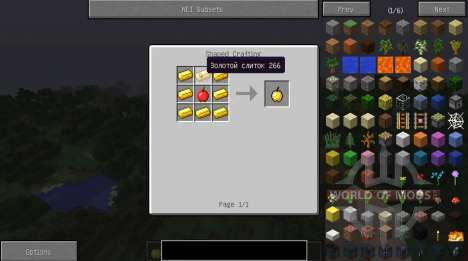 Enchanted Apple for Minecraft